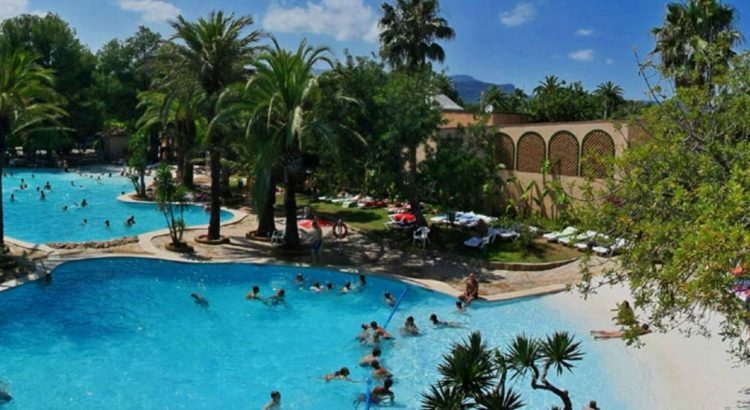 Camping espagne vacansoleil