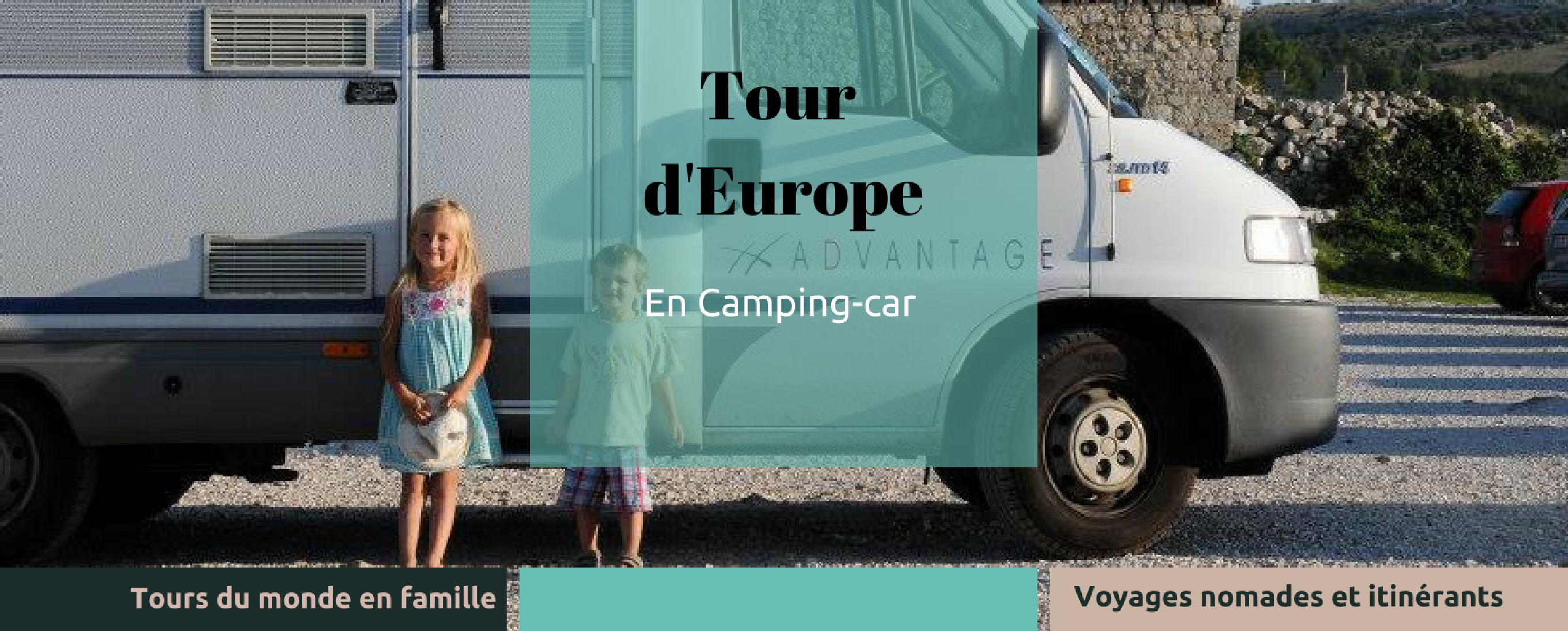 Idee voyage camping car france