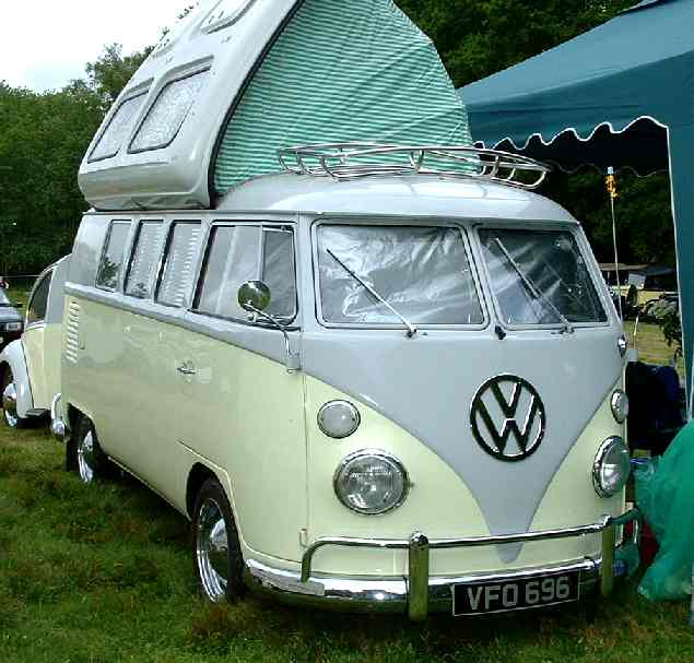 Camping car combi vw occasion