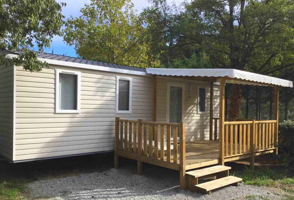 Camping mobilhome carcassonne