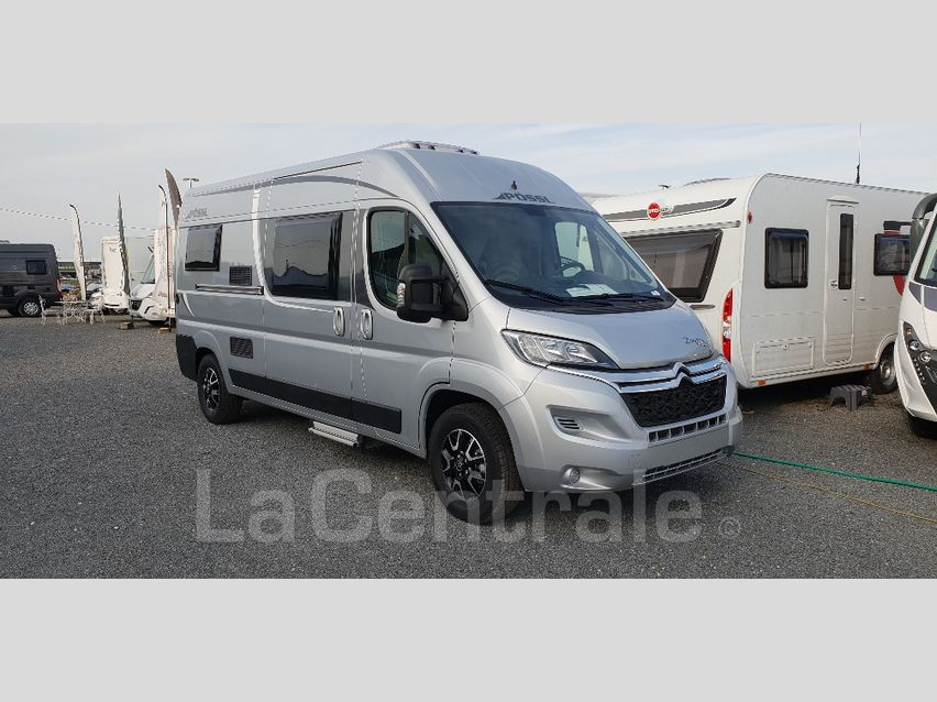 Camping car occasion marne