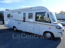 Camping car integral le plus court
