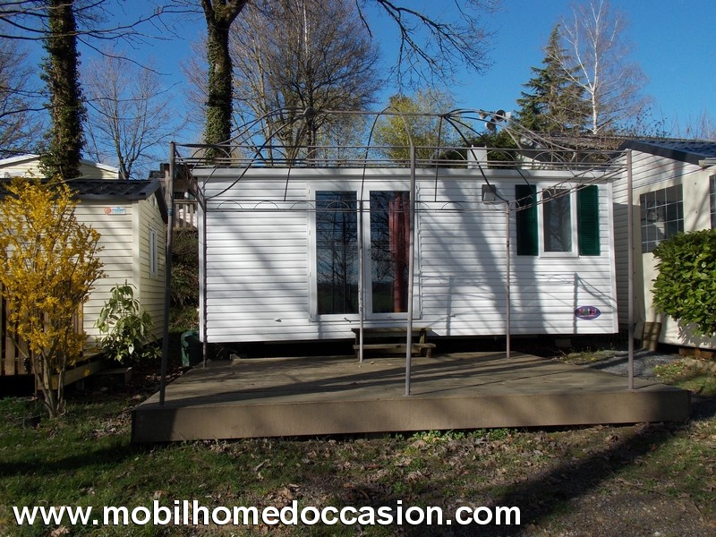 Mobilhome occasion aveyron