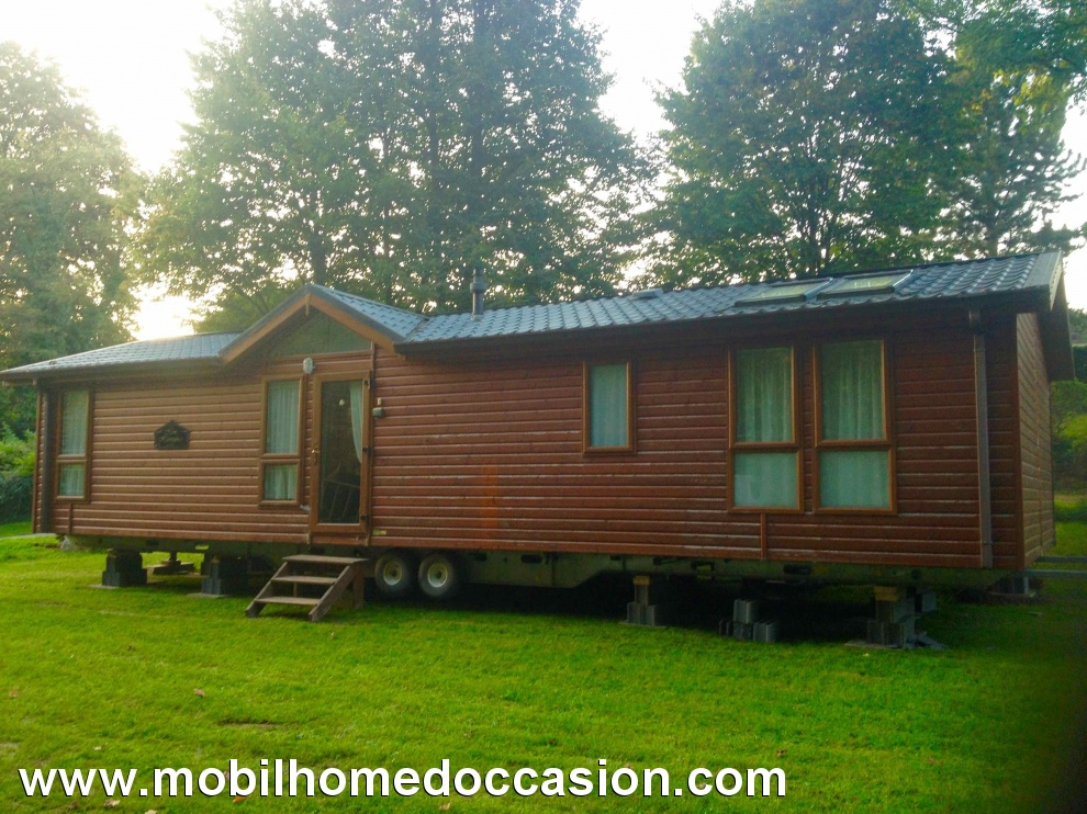 Mobil home willerby occasion 3 chambres mobil home occasion dans camping 04