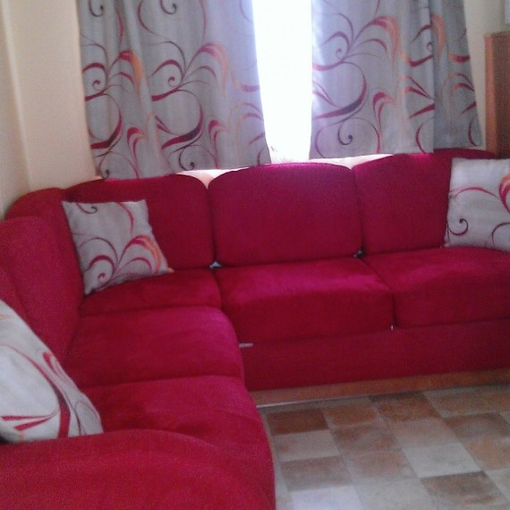 House banquette mobilhome
