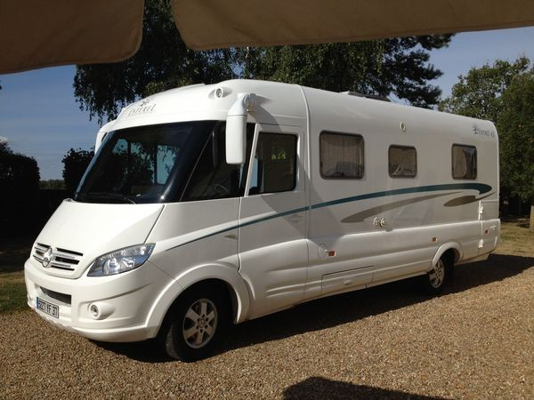 Achat camping car occasion particulier