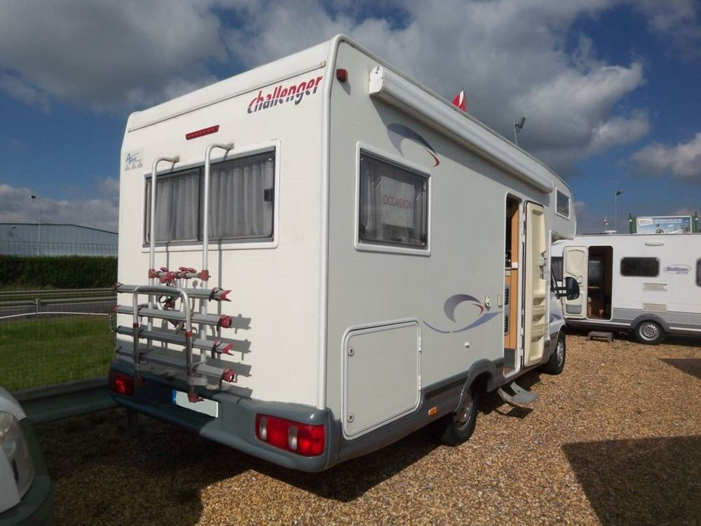 Camping car occasion 66000
