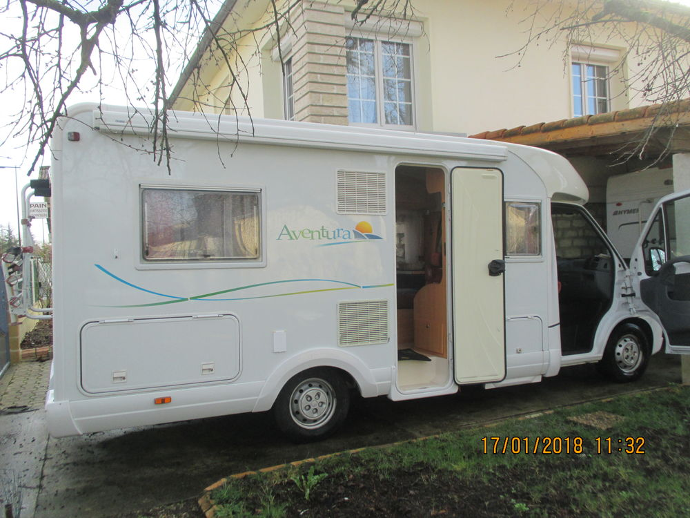 Camping car occasion angouleme