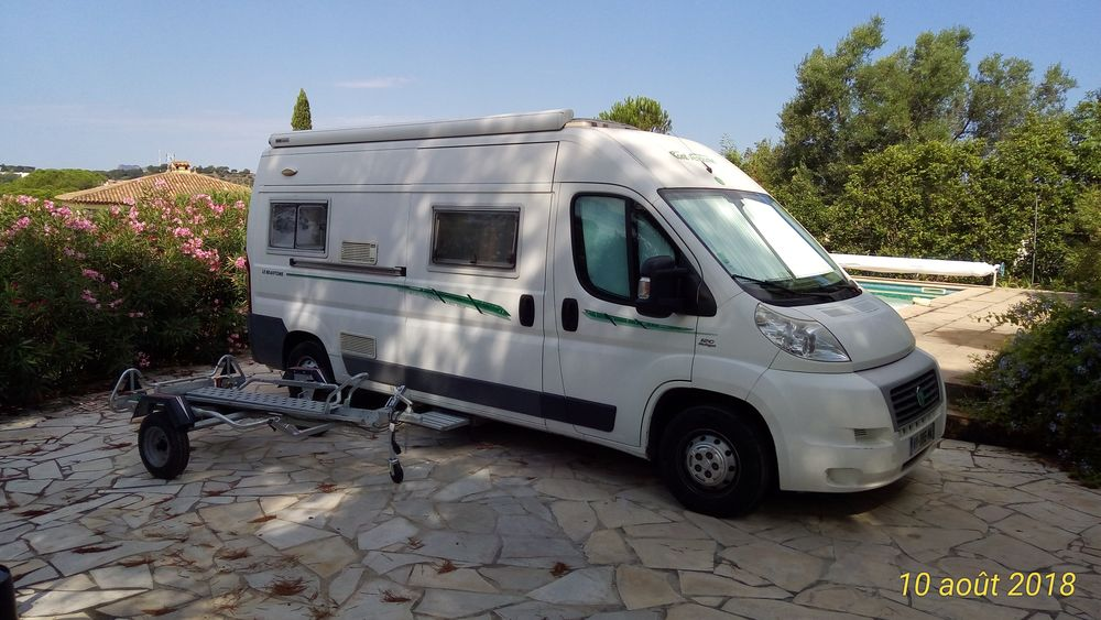 Camping car frejus occasion