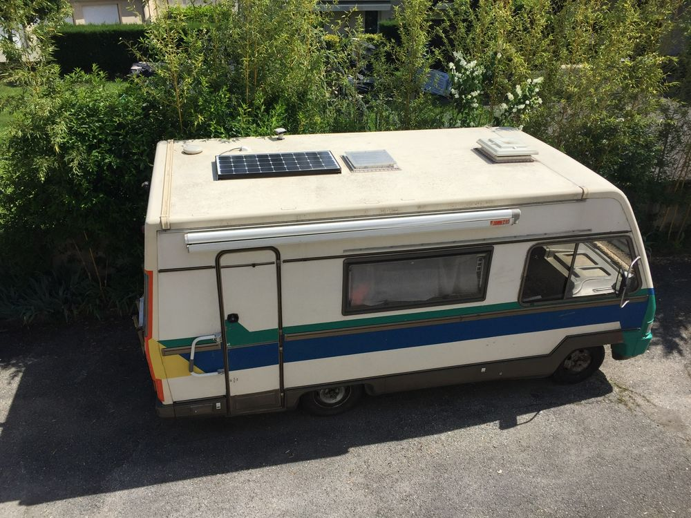 Grenoble camping car occasion