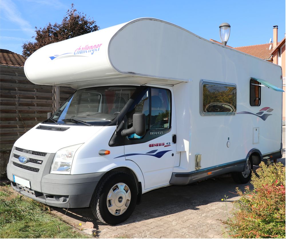 Camping car isere occasion