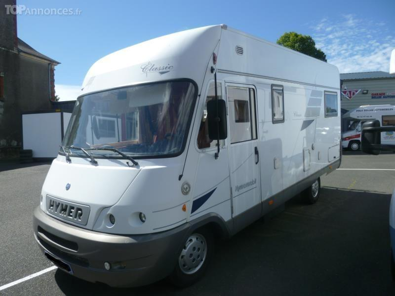 Camping car occasion particulier manche