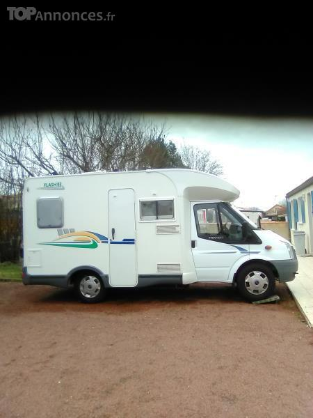 Camping car charente-maritime occasion