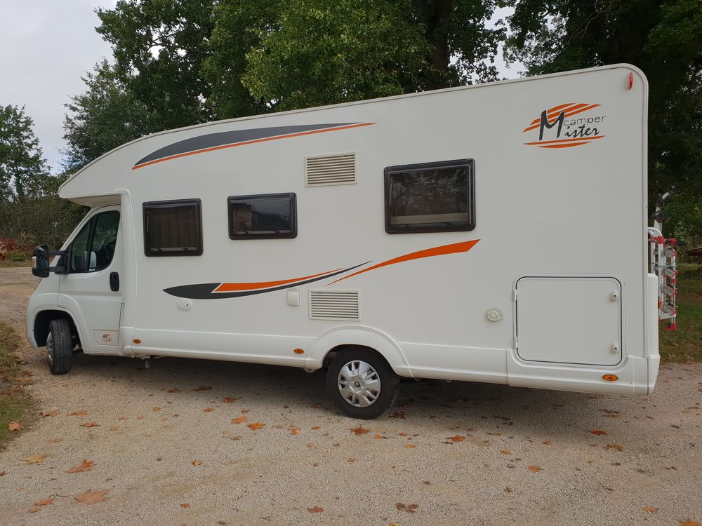 Camping car occasion montauban