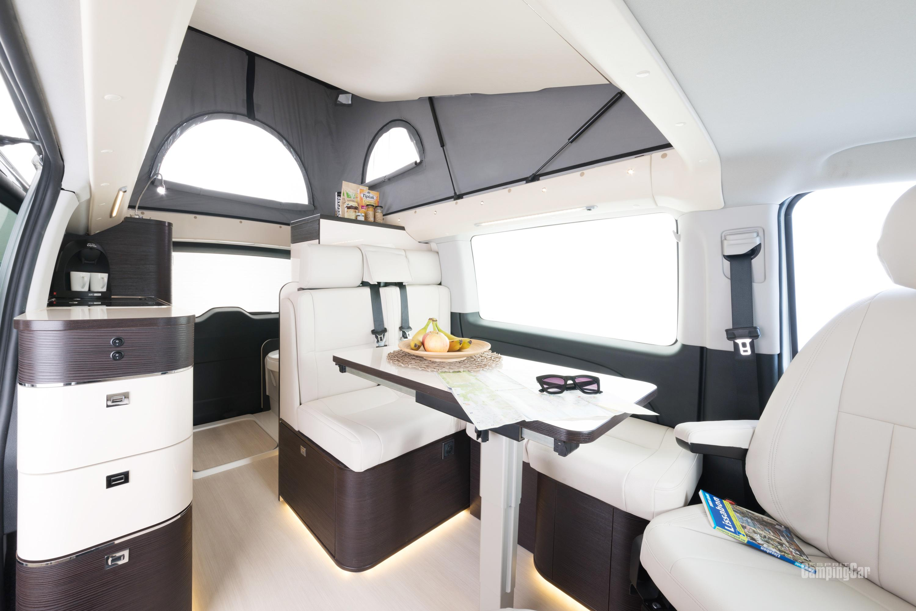 Salon du bourget 2016 camping car
