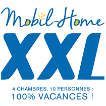 Camping mobilhome 10 personne