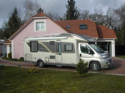 Camping car burstner ixeo plus it 724 occasion