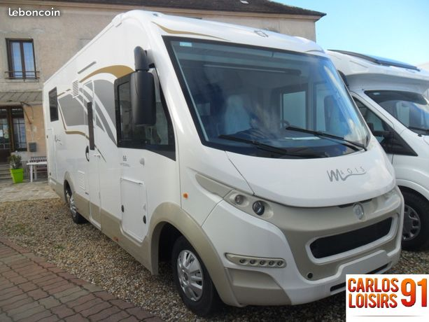 Camping car occasion le bon coin 42