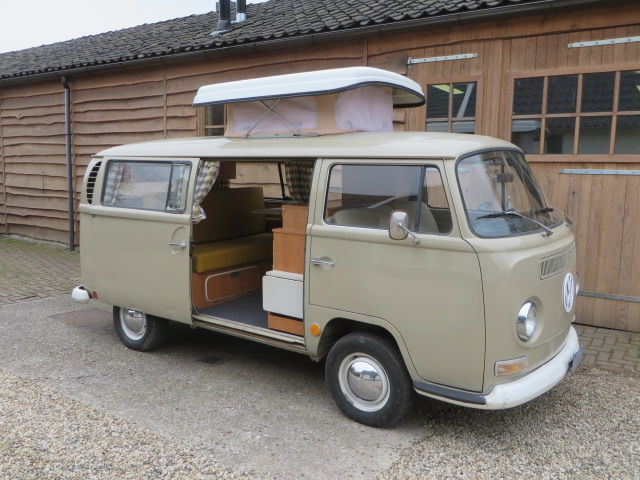 Westfalia camping car