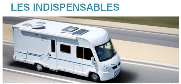 Accesoire camping car