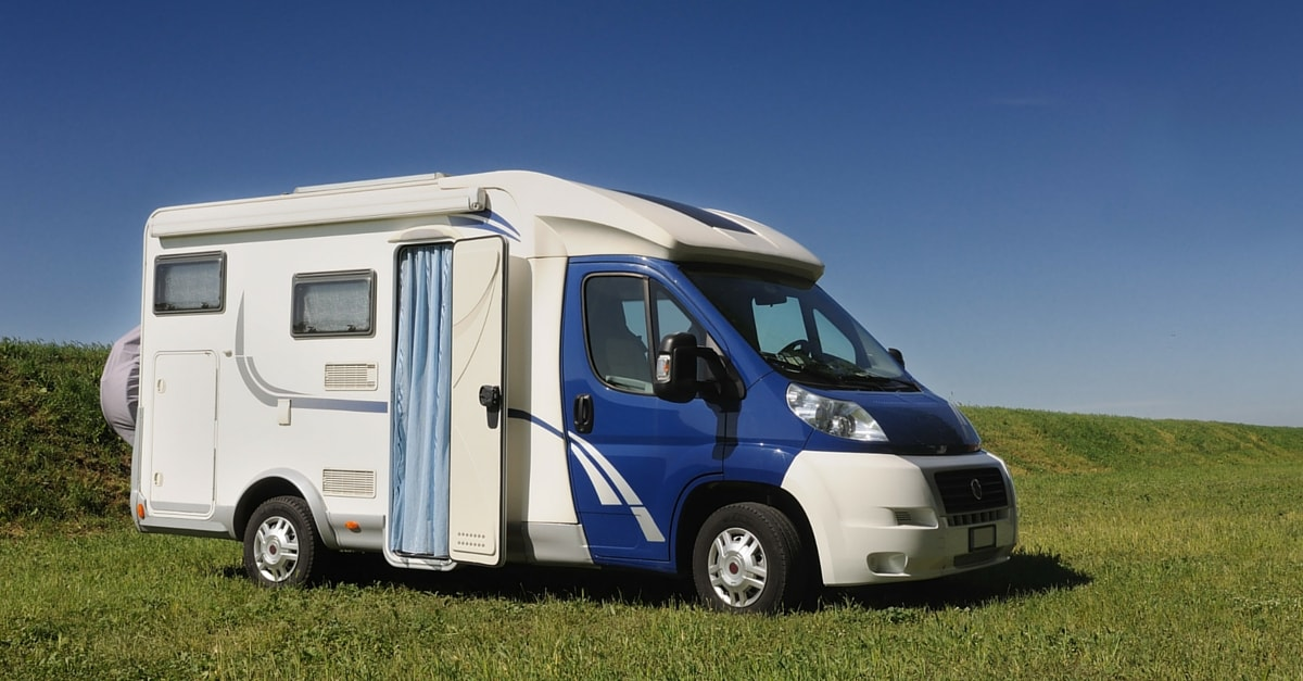 Acheter camping car occasion