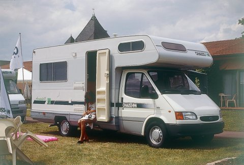 Acheter camping car d occasion