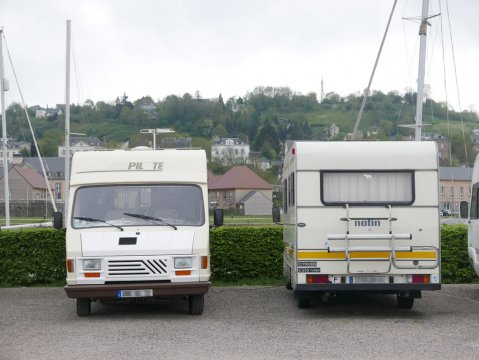 Camping car d'occasion