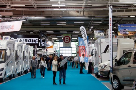Salon du camping car douai 2016