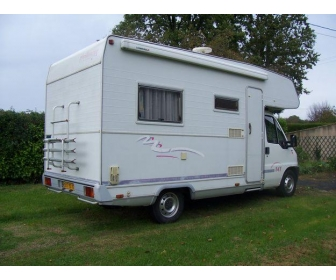 Annonce camping car occasion belgique