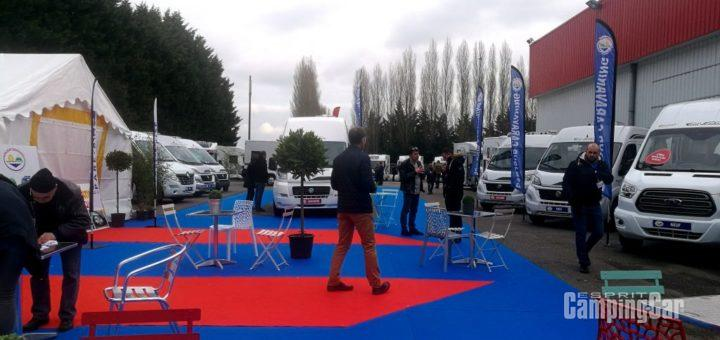 Camping car rennes