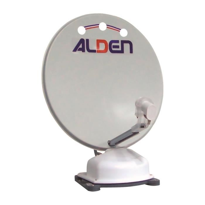 Parabole alden automatique camping car