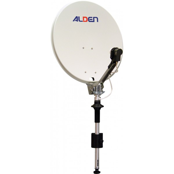 Antenne satellite pour camping car occasion