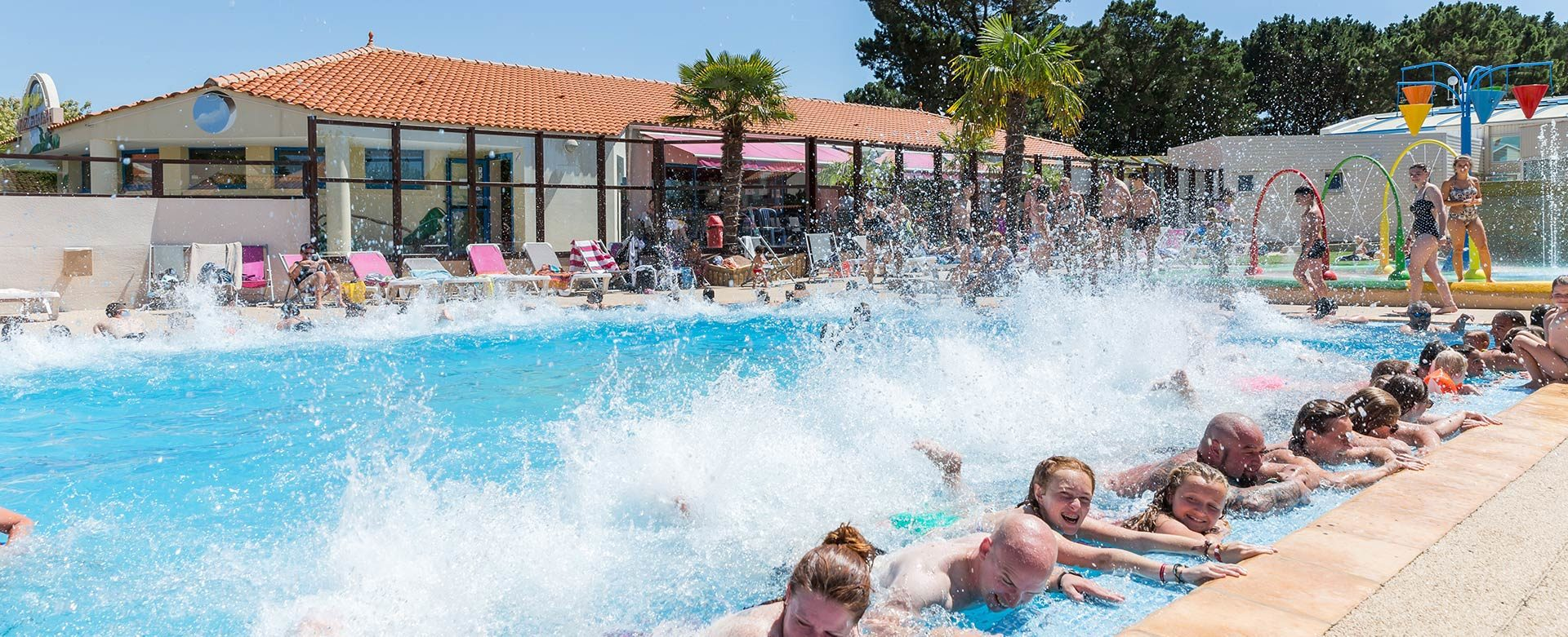 Camping yelloh village vendee