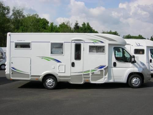 Annonce camping car occasion