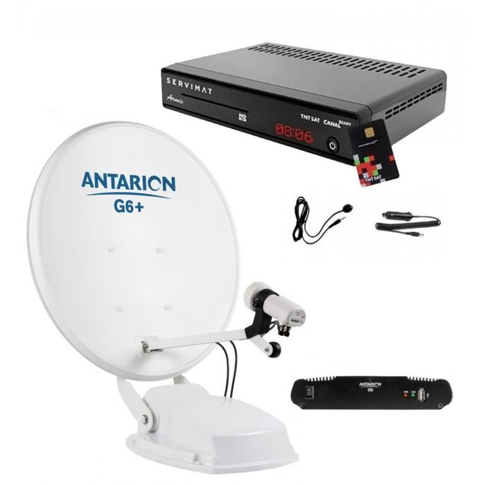 Antenne satellite pour camping car pas cher