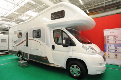Occasion camping car arca