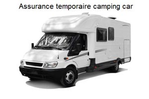 Cout assurance camping car