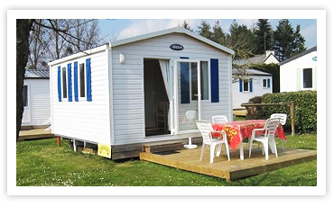 Camping mobilhome brest