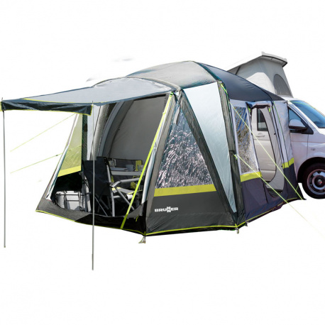 Auvent camping car gonflable