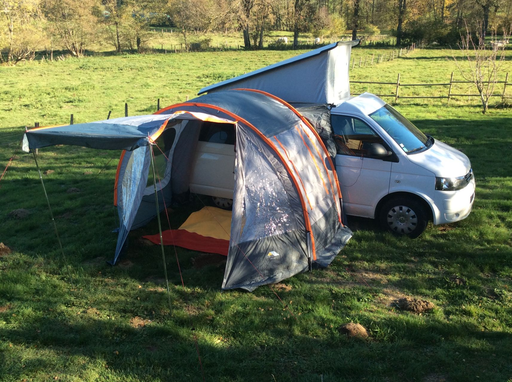 Box pour camping car