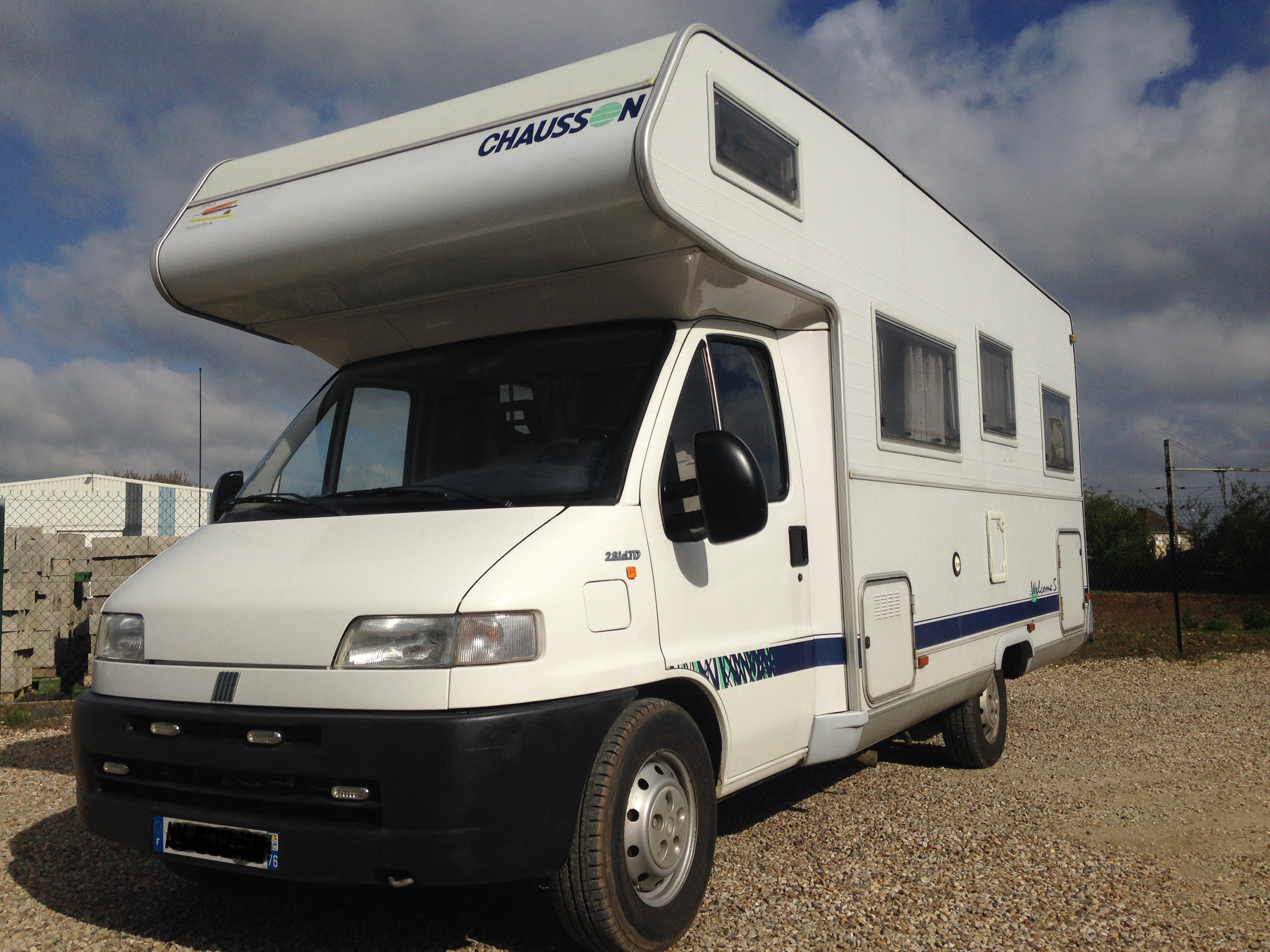 Camping car welcome camping car utilitaire