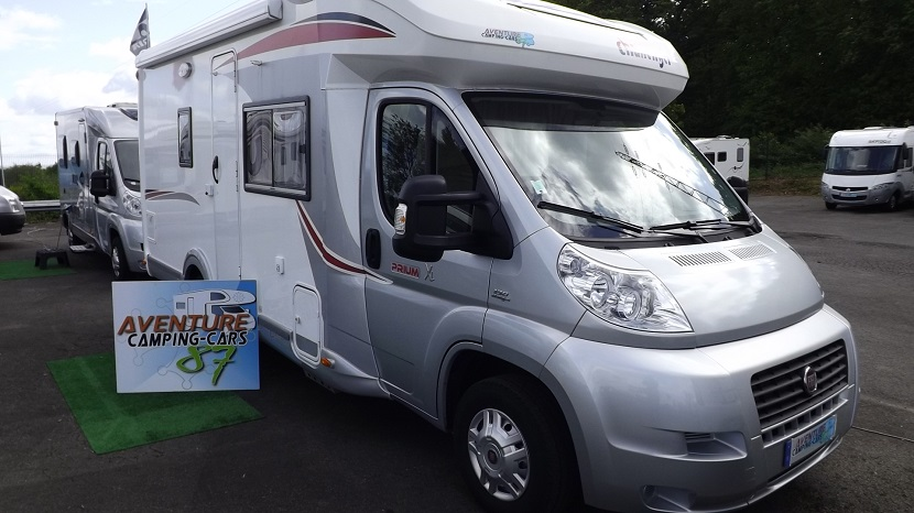 Camping car challenger prium xl occasion