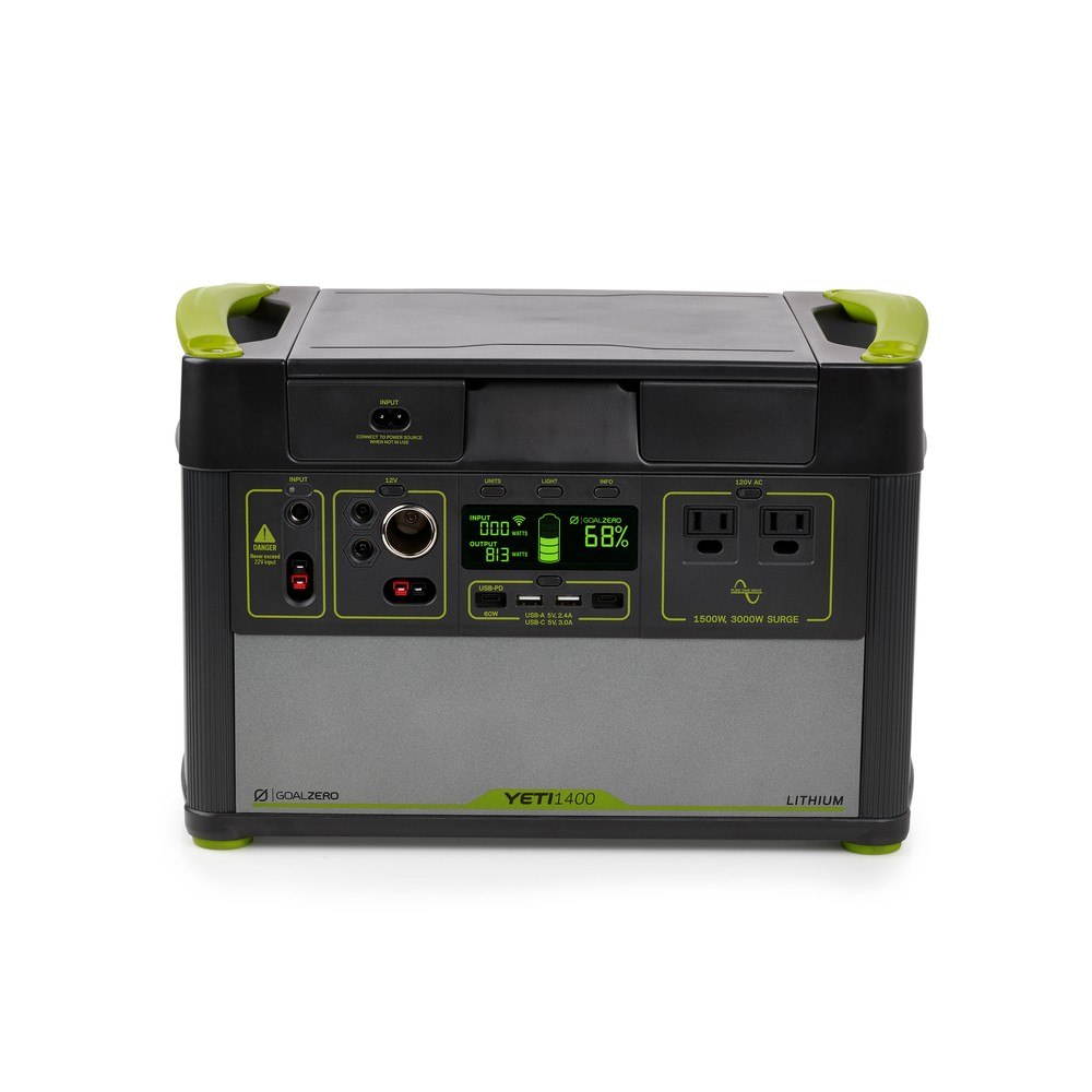 Batterie camping car lithium