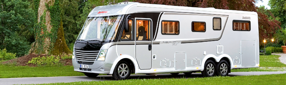 Camping car occasion a vendre