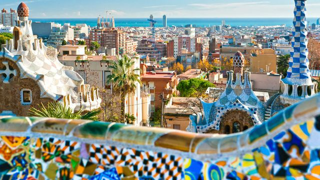 Vacance espagne barcelone