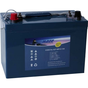 Batterie gel camping car
