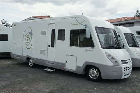 Camping car bavaria occasion camping car fiat