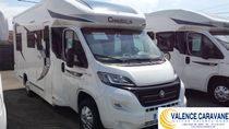 Camping car occasion valence caravane