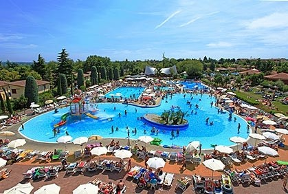 Vacance camping italie