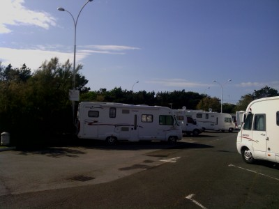 Aires camping car portugal